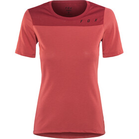 Fox Ranger Dr Maillot manches courtes Femme, rio red
